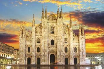The duomo is near colleges in Italy
